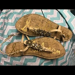 Sam Edelman sandals nwot